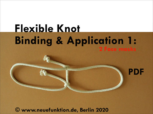 FLEXIBLE KNOT - BINDING AND APPLICATION 1 pdf